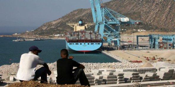 transport maritime la bataille portuaire qui se joue au maghreb ma logistique. Black Bedroom Furniture Sets. Home Design Ideas